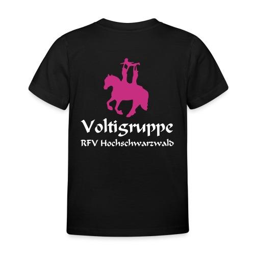 Volti Hochschwarzwald Kinder T-Shirt *Samt* - Kinder T-Shirt