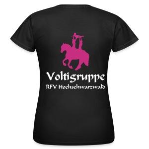 Volti Hochschwarzwald Damen T-Shirt *Samt* - Frauen T-Shirt