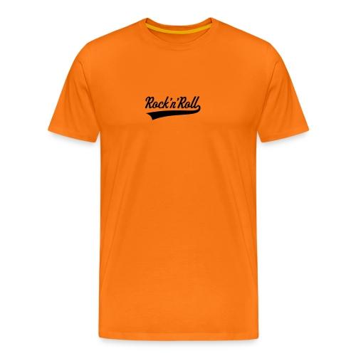 Rock'n Roll - Maglietta Premium da uomo