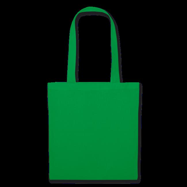 stofftasche, grün, und wo bleibt eigentlich das sommerloch?