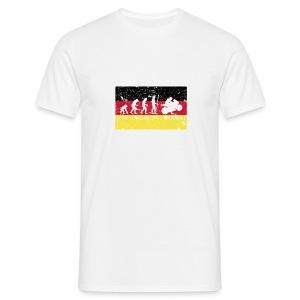 biker - Männer T-Shirt
