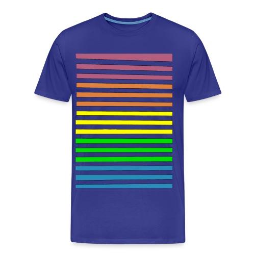Rayure Pingouak - Homme - T-shirt Premium Homme