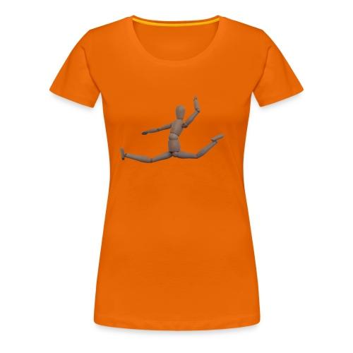 Danseur Pingouak - Femme - T-shirt Premium Femme