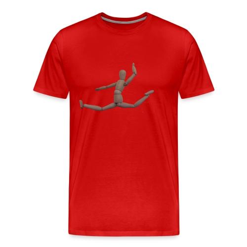Danseur Pingouak - Homme - T-shirt Premium Homme