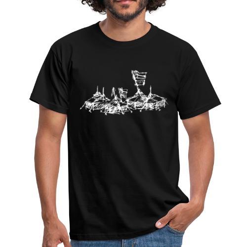 Mein Dorf T-Shirt - Männer T-Shirt