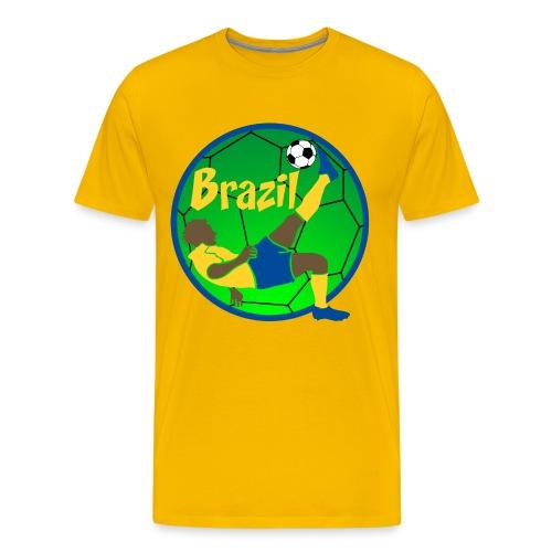 Brazil sport - Men's Premium T-Shirt