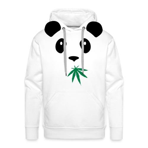 V9L Happy Panda Hoodie - Men's Premium Hoodie