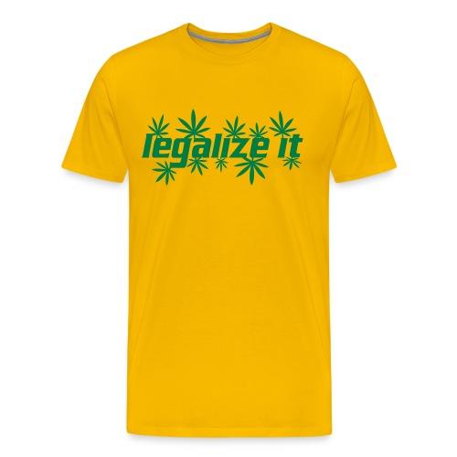 V9L 4/20 - Men's Premium T-Shirt