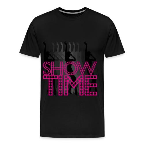 Show Time - Camiseta premium hombre
