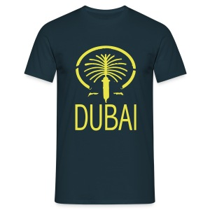 dubai - Men's T-Shirt