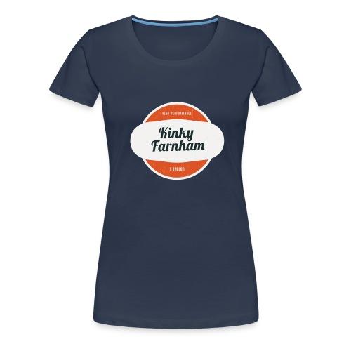 Kinky Women's T Shirt - Women's Premium T-Shirt