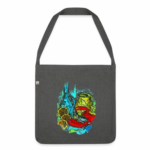 Tasche Juliane - Schultertasche aus Recycling-Material