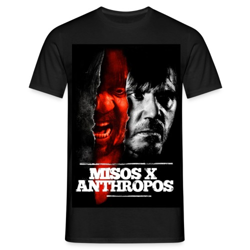A SerbiAnthropos Film - Men's T-Shirt