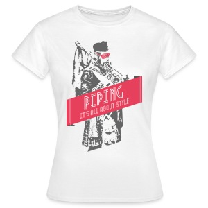 It's all about style - Girlz - Women's T-Shirt