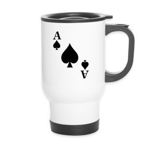 Ace of Spades mug - Termokopp