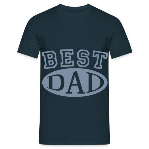 Tee Shirt Best Dad - T-shirt Homme