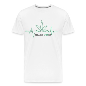 LIMITED WEED EDITION - T-shirt Premium Homme