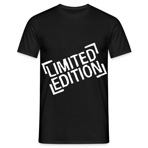 t-shirt limited edition - T-shirt Homme