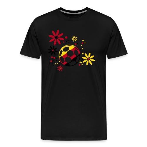 WM 2014 - Männer Premium T-Shirt
