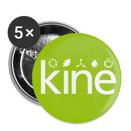 Logo-Buttons 2014 - Buttons mittel 32 mm