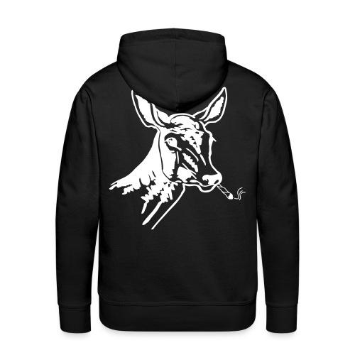 cabiche! - Sweat-shirt à capuche Premium pour hommes