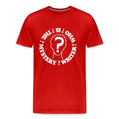 Mystery Writer  - Men's Premium T-Shirt