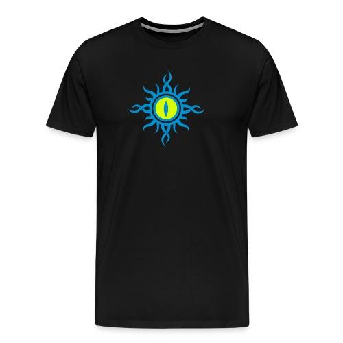 Drachenauge 2 - Männer Premium T-Shirt