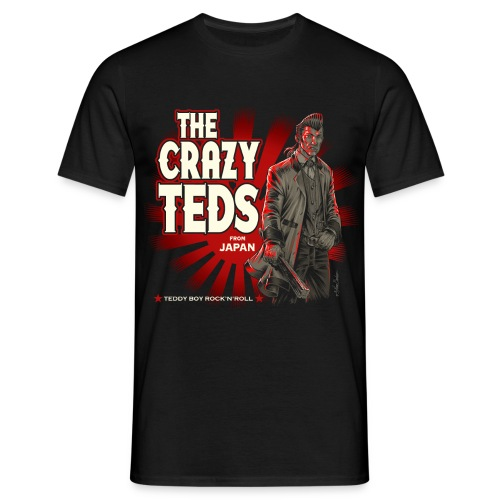 Crazy teds - Men's T-Shirt