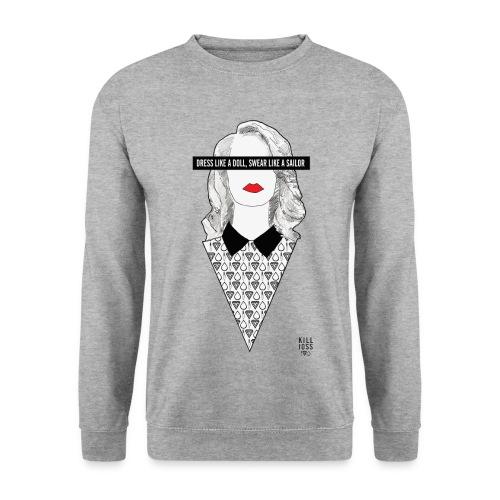 DRESS LIKE A DOLL SWEAT - Men's Sweatshirt