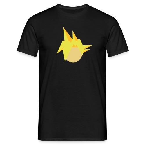 Minimal Cloud Vector Mens Tee - Men's T-Shirt