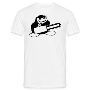 Chainsaw - Men's T-Shirt