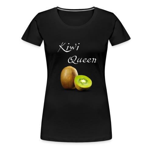 Kiwi Queen - Frauen Premium T-Shirt