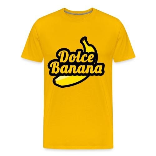 Dolce Banana - T-shirt Premium Homme