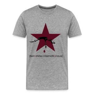 Terroiristes Internationaux - Männer Premium T-Shirt