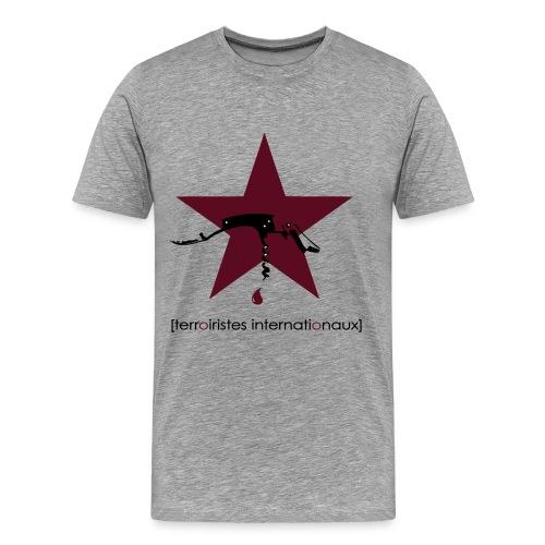 Terroiristes Internationaux - Männer Premium T-Shirt