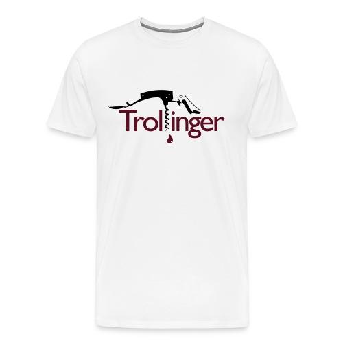 Trollinger - the Shirt! - Männer Premium T-Shirt
