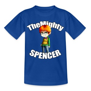 The Mighty Spencer K Tshirt - Kids' T-Shirt