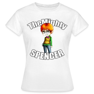 The Mighty Spencer W Tshirt - Women's T-Shirt
