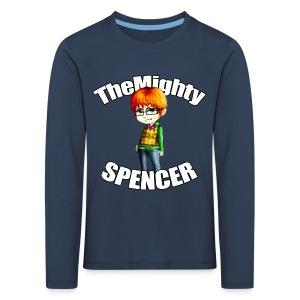 The Mighty Spencer K Long Sleeve - Kids' Premium Longsleeve Shirt