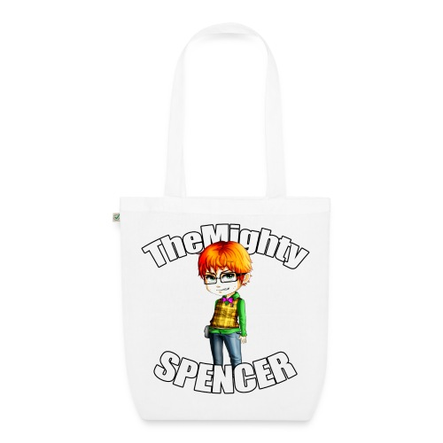 The Mighty Spencer Bag - EarthPositive Tote Bag