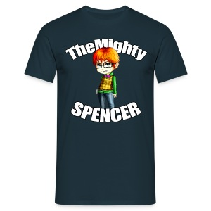 The Mighty Spencer - Men's T-Shirt