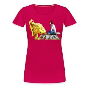 Cywren - Women's Premium T-Shirt