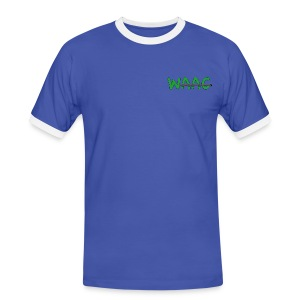 WAAC - Men's Ringer Shirt