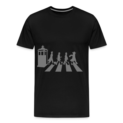Who is men  - T-shirt Premium Homme