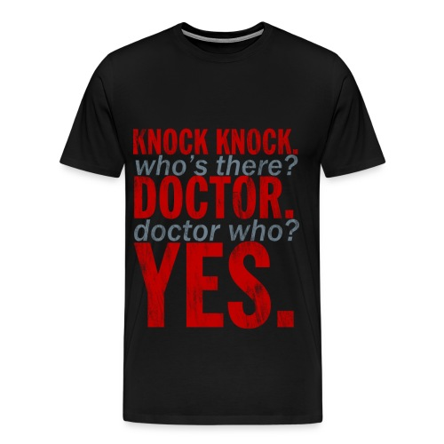 WHo ?  - T-shirt Premium Homme
