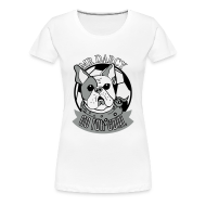 T-Shirts ~ Frauen Premium T-Shirt ~ Mr Darcy GO FOR GOAL Damen Premium