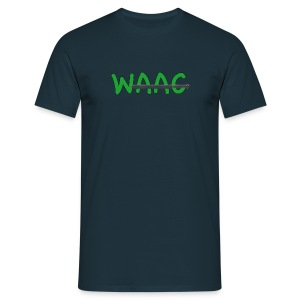Simple WAAC - Men's T-Shirt