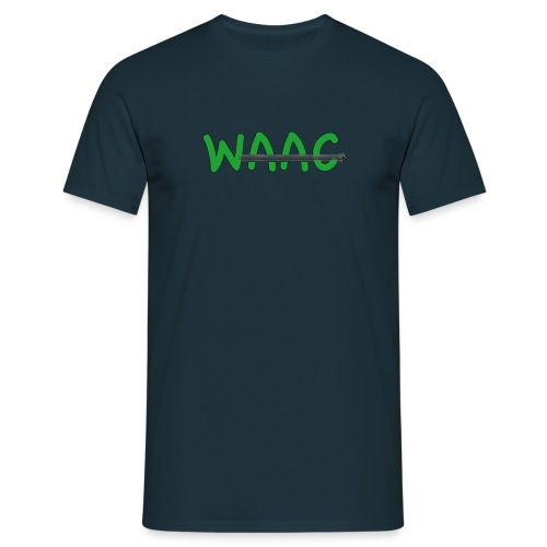 Simple WAAC - Men's T-Shirt