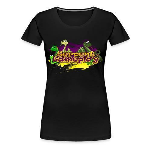 Serpent Vrouwen - Vrouwen Premium T-shirt