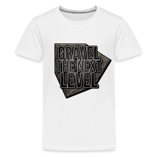 Gravel Teens - Teenager Premium T-shirt